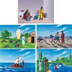 Life of Jesus - #1306 - 6 large mounted background