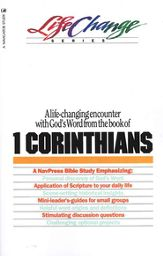 1 Corinthians (Life Change Series)