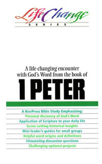 1 Peter (Life Change Series)