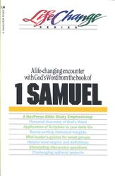 1 Samuel (Life Change Series)