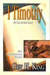 1 Timothy A Leader Led