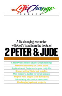 2 Peter & Jude (Life Change Series)
