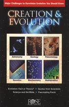 Pamphlet: Creation & Evolution