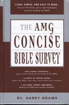 AMG Concise Bible Survey