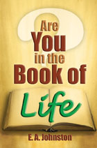 Are You in the Book of Life