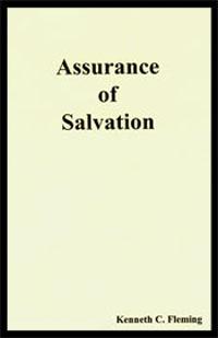Assurance of Salvation (booklet)  ECS