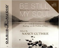 Audio Book Be Still My Soul ( 4 Cds)