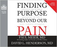 Audio Book Finding Purpose Beyond Our Pain (8CDs)
