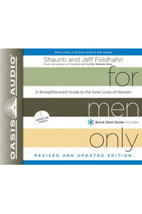 Audio Book For Men Only (3 CDs)