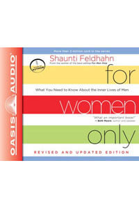 Audio Book For Women Only (4 CDs)