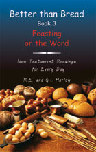 Better than Bread Book 3 New Testament