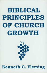 Biblical Principles of Church Growth  ECS