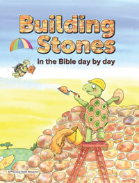 Building Stones In The Bible Day by Day (Childrens Dev)