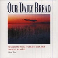 CD Our Daily Bread Hymns of the Evening Vol 3