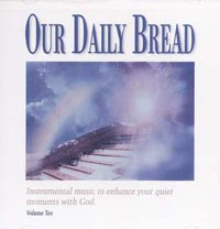 CD Our Daily Bread Hymns of Heaven Vol 10