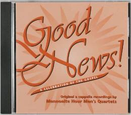 CD Good News!