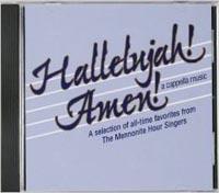 CD Hallelujah! Amen!