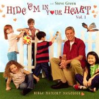 CD Hide'em In Your Heart Vol 1