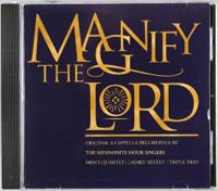 CD Magnify the Lord