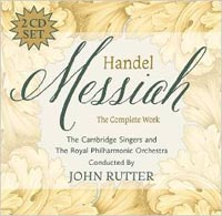 CD Handel Messiah (2 CD Set)