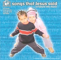 CD Keith & Kristyn Getty - Songs That Jesus Said