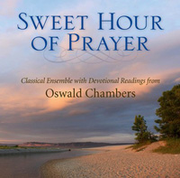 CD Sweet Hour of Prayer Classical Ensemble with Dev Readings