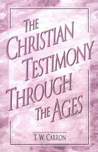 Christian Testimony Through the Ages
