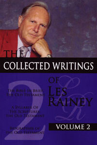 Collected Writings of Les Rainey: Volume 2 (OT)