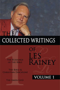 Collected Writings of Les Rainey: Volume 1, The