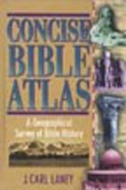 Concise Bible Atlas