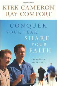 Conquer Your Fear Share Your Faith