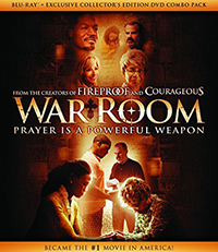DVD-War Room (Blu Ray)-Exclusive Collectors Edition