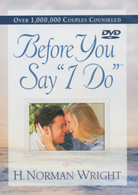 DVD Before You Say I Do