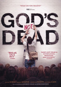DVD Gods Not Dead