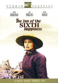 DVD Inn of the Sixth Happiness, The