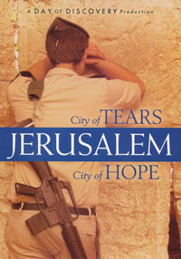 DVD Jerusalem City of Tears, City of Hope