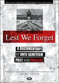 DVD Lest We Forget