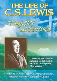 DVD Life of C.S. Lewis: Through Joy and Beyond, The