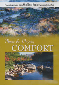 DVD Music and Majesty Comfort