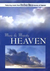 DVD Music and Majesty Heaven