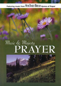 DVD Music and Majesty Prayer