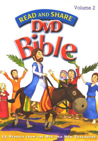 DVD Read and Share Bible Vol 2