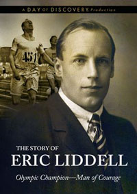 DVD Story of Eric Liddell Olympic Champion