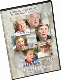 DVD Survivor Stories: Finding Hope from an Unlikely Source