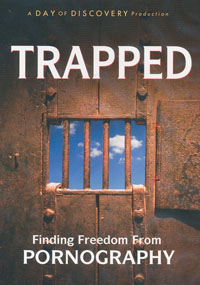 DVD Trapped Finding Freedom from Pornography