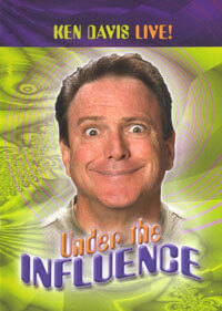 DVD Under The Influence Ken Davis Live