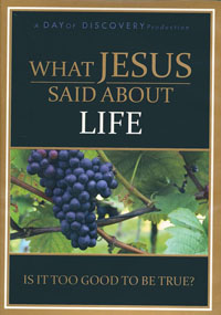 DVD What Jesus Said About Life