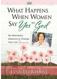 DVD What Happens When Women Say Yes To God