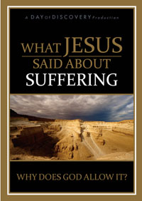 DVD What Jesus Said About Suffering