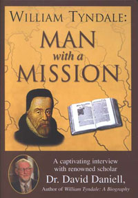 DVD Man with a Mission: William Tyndale
